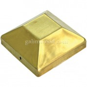 기둥캡 - Gold
